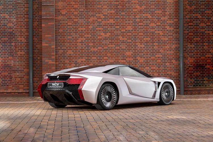 autos construidos con madera 10 porciento más ligero