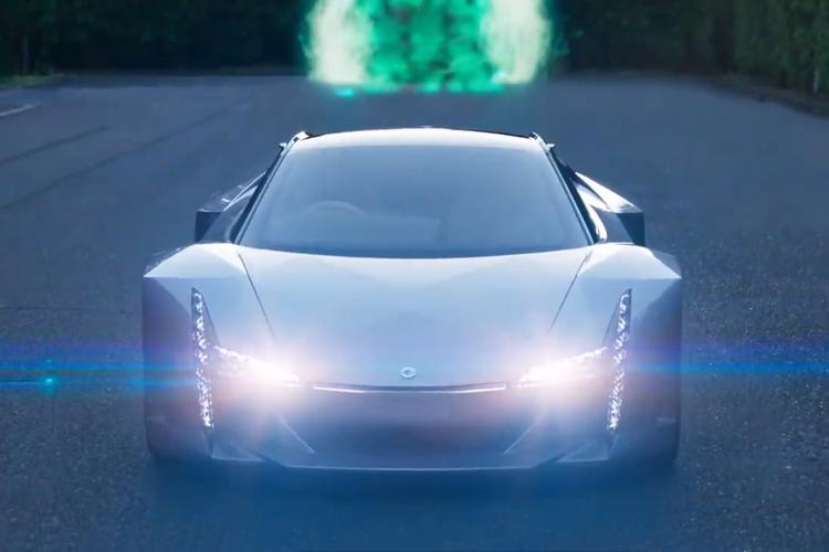 autos construidos con madera innovaciones ecología