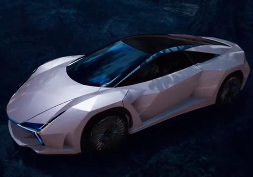 autos construidos con madera nanofibra de celulosa