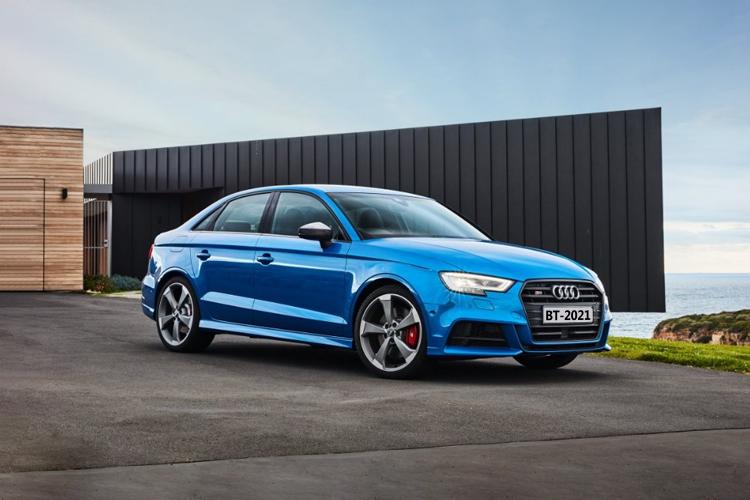 autos que llegarán a México en 2021 modelos Audi S3 2022