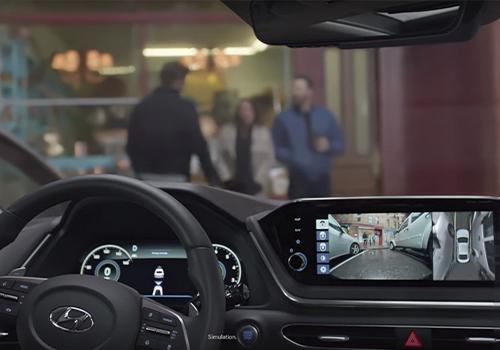 que se promocionarán en el Super Bowl asistencia a la seguridad Hyundai