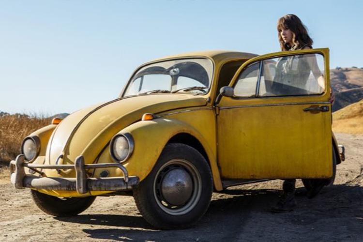 beetle saga transformers bumblebee