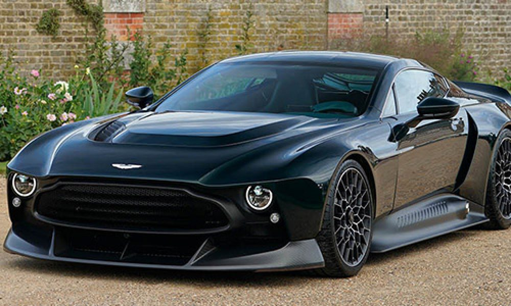 Aston Martin Victor one-off