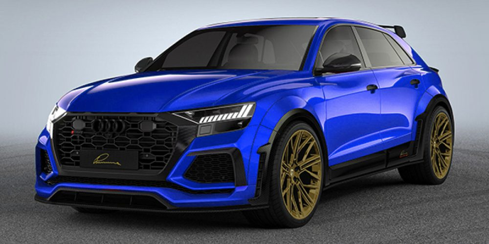 Audi RS Q8 by Lumma Design, más potente y deportivo