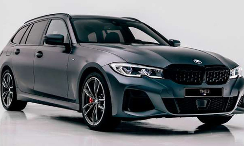 BMW M340i xDrive Touring First Edition edición especial del Serie 3