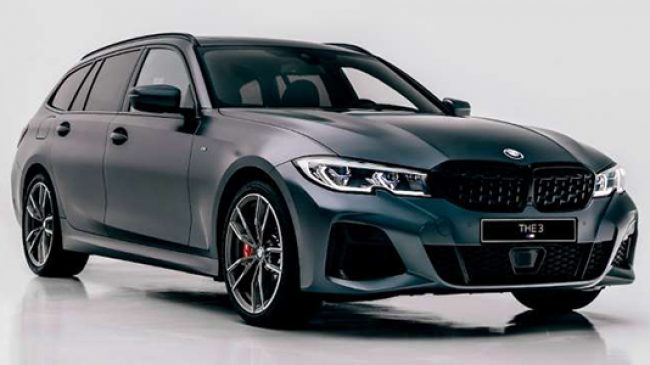 BMW M340i xDrive Touring First Edition, edición especial