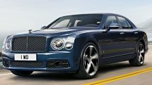 Bentley Mulsanne 6.75 Edition by Mulliner ¡Sólo 30 unidades!