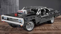 Dodge Charger R/T de LEGO, el coche de Toretto ya está disponible