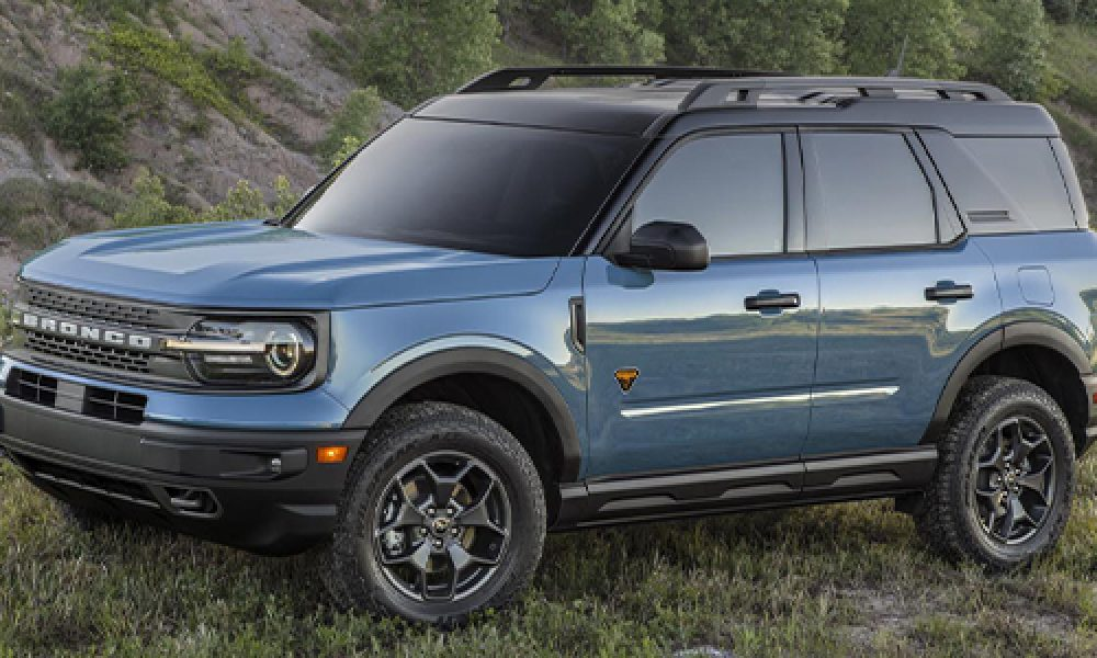 Ford Bronco Sport 2021 ya está disponible con 5 versiones