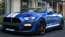 Ford Mustang Shelby GT500 y GT350 Signature Edition ¡Solo 100 unidades!