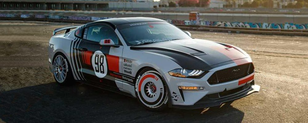 Ford Mustang de Ryan Blaney estará en el SEMA Show