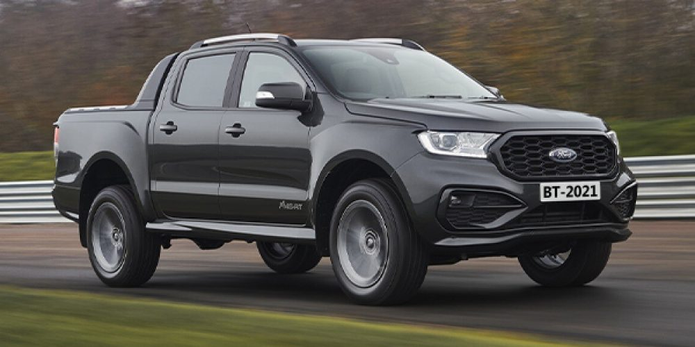 Ford Ranger MS-RT, una pick-up más deportiva