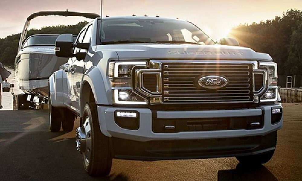 Ford Super Duty modelos 2020
