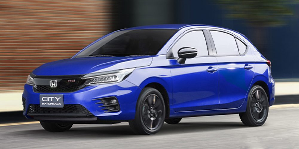 Honda City Hatchback 2021, reemplaza al Fit en Latinoamérica