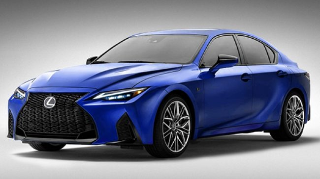Lexus IS 500 F Sport Performance, con motor V8 y 472 hp