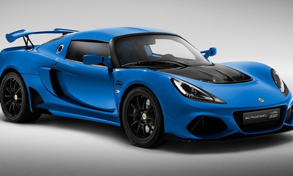 Lotus Exige Sport 410 20 Aniversario, edición especial con 6 colores exclusivos disponibles