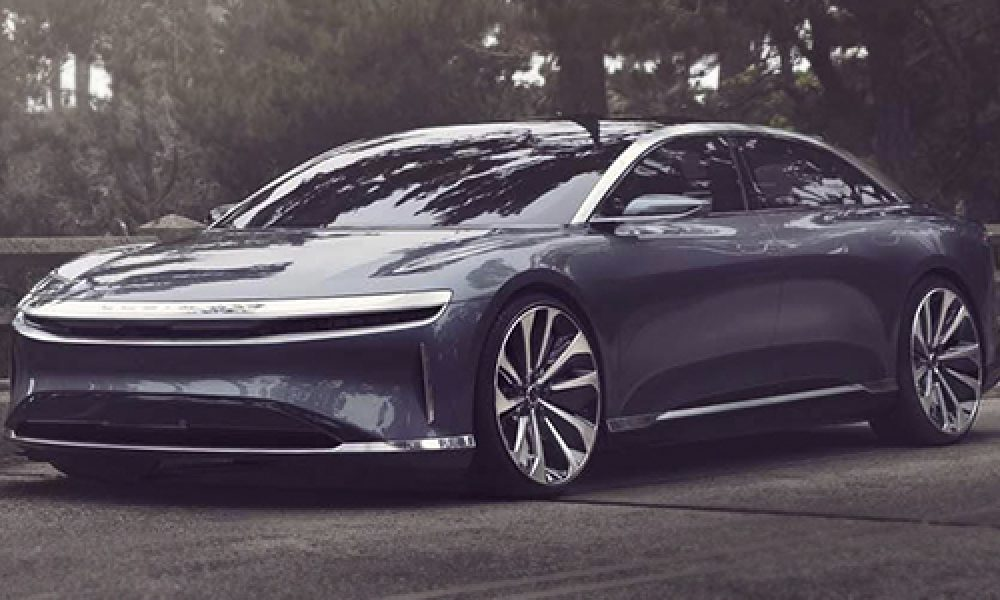 Lucid Air totalmente eléctrico llega para superar al Tesla Model S Performance