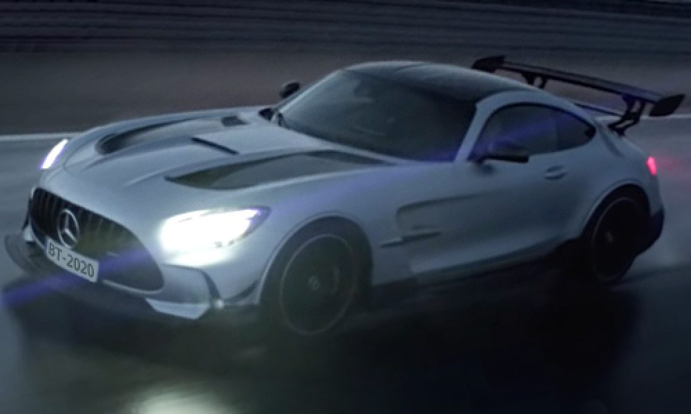 Mercedes-AMG GT Black Series, Potencia de hasta 710 hp