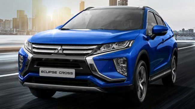 Mitsubishi Eclipse Cross Black Edition, más tecnológica y con diseño exclusivo