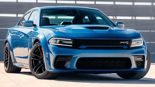 Dodge Charger SRT Hellcat Widebody, ¡llega con 707 hp!