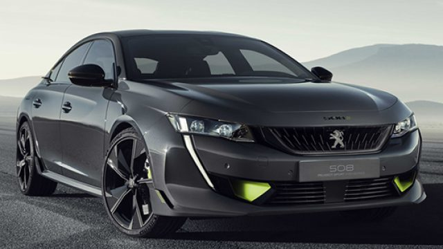 Peugeot 508 Sport Engineered, híbrido con 301 hp