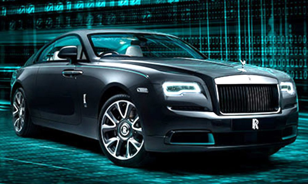 Rolls-Royce Wraith Collection edición especial con solo 50 unidades exclusivas