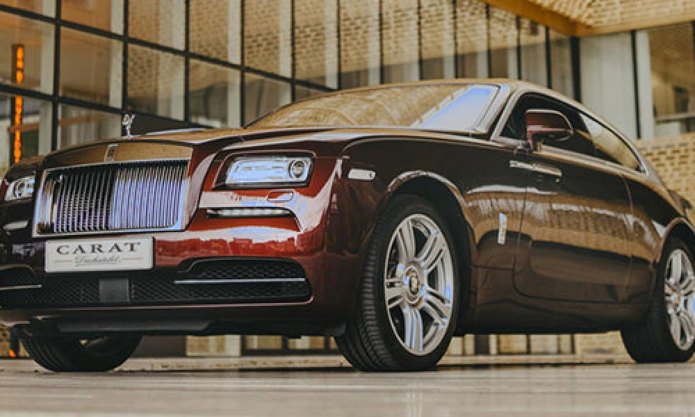 Rolls-Royce Wraith Shooting Brake one-off modificado