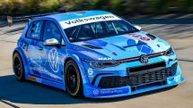 Volkswagen Golf GTI GTC, nueva variante RACING CAR