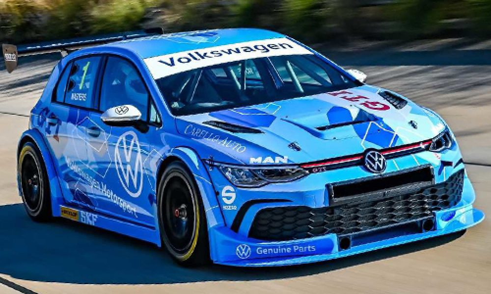 Volkswagen Golf GTI GTC racing car