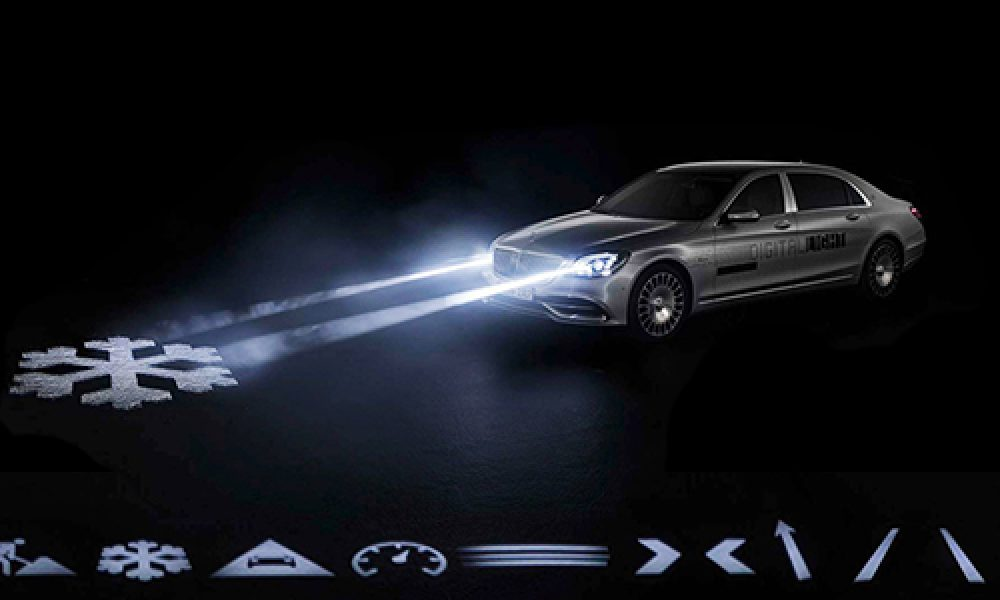 luces inteligentes audi ford volkswagen mercedes benz led laser