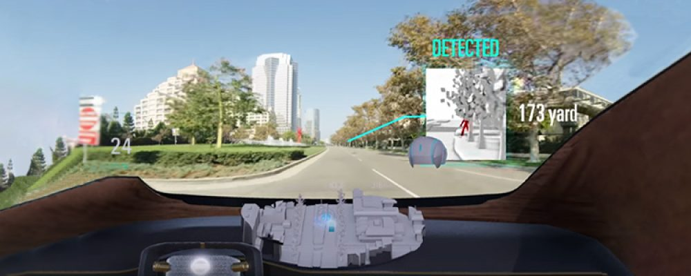 Invisible-to-visible, realidad virtual al volante
