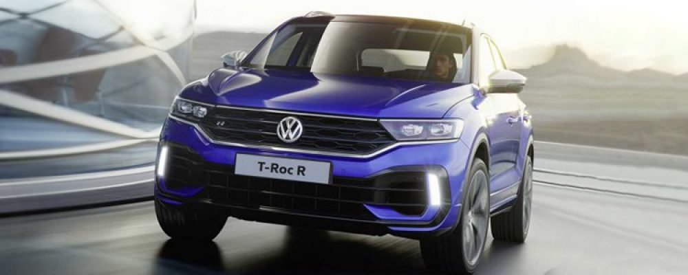 T-Roc R, el hermano mayor del Golf R
