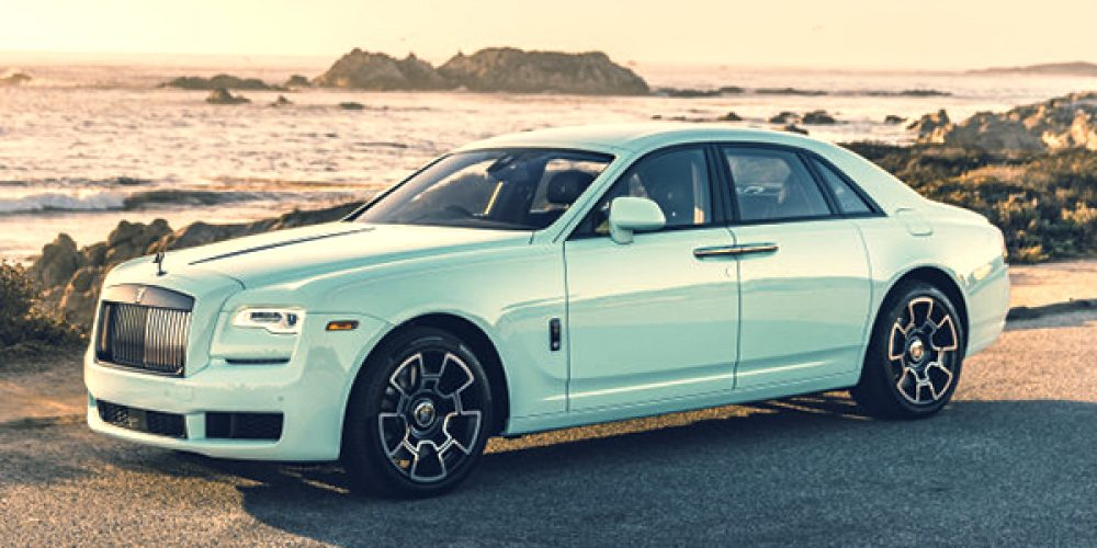 Rolls-Royce Pebble Beach Collection, con 13 autos exclusivos