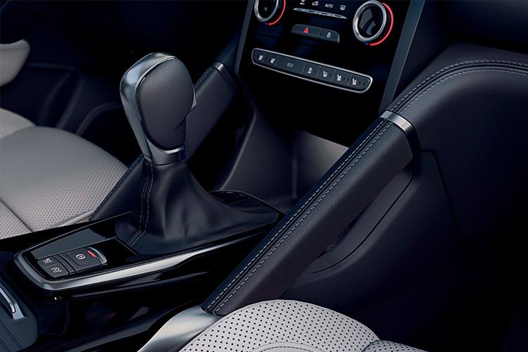 caja de cambios del Renault Koleos 2020
