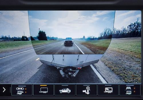 camara transparente en GMC sierra 2020