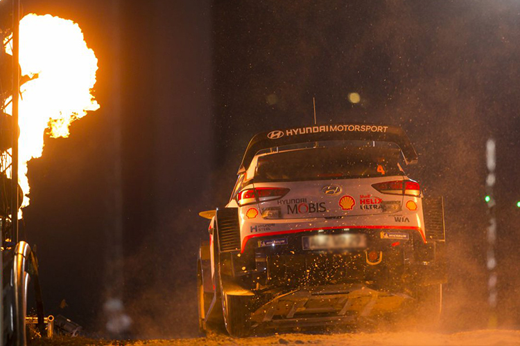 carrera Rally WRC 2019