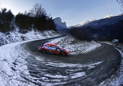 carreras Rally 2019 WRC