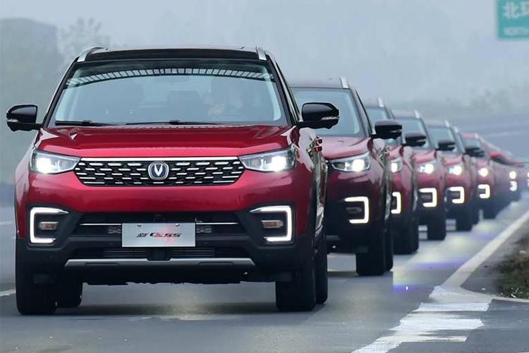 changan vehiculos autonomos