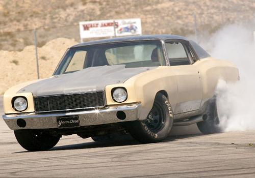 chevrolet montecarlo 1971 rapidos y furiosos carrera