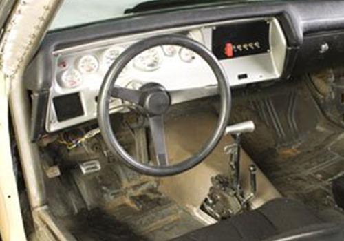 interior vehiculo 1971