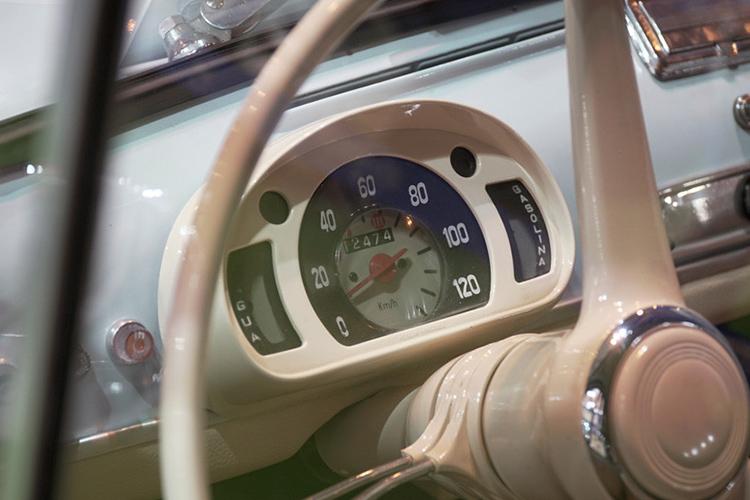componentes iguales del seat 600 original