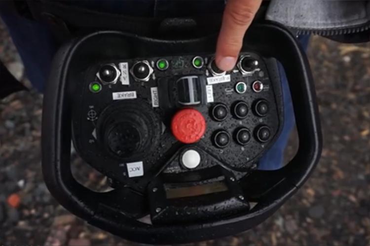 control remoto volvo sistema direccional dinámico