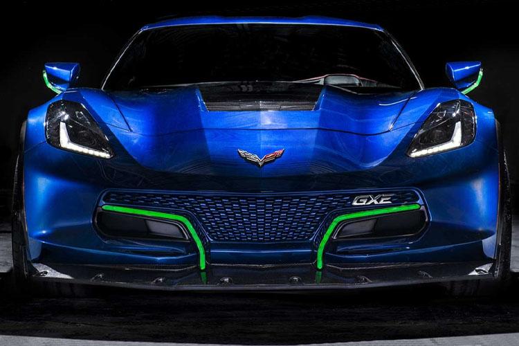 corvette electrico