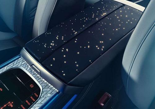 descansa brazos BMW M850i Night Sky