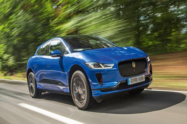 el nuevo jaguar i-pace 2019 electrico llegará a México