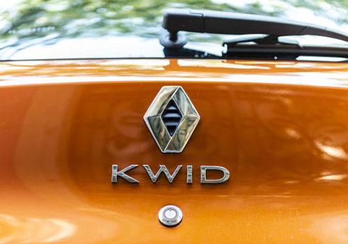 emblema Kwid
