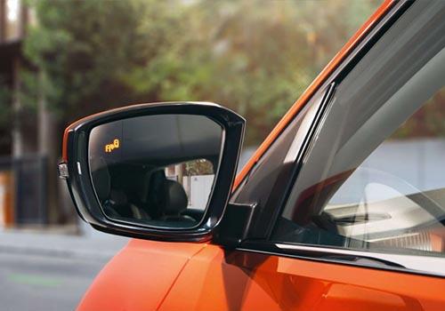 espejo T-Cross SUV