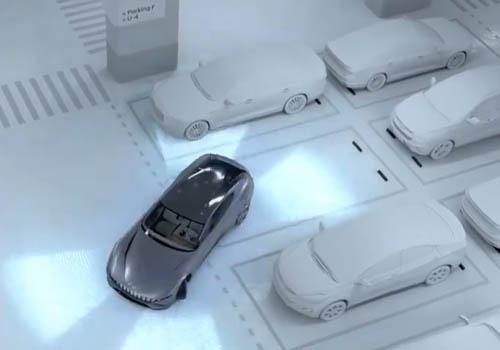 estacionamiento hyundai vehiculo autonomo