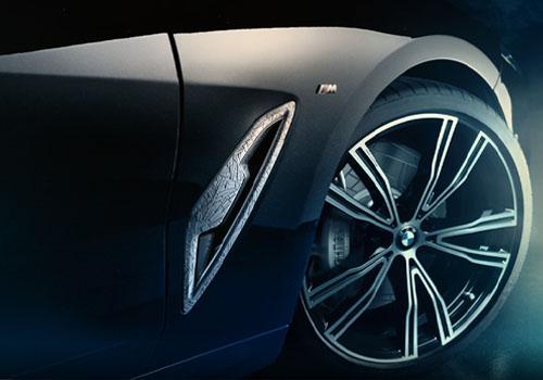 exterior BMW M850i Night Sky