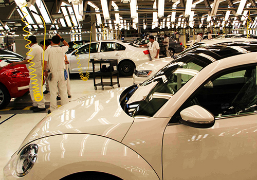 fabricacion autos electricos mexicanos